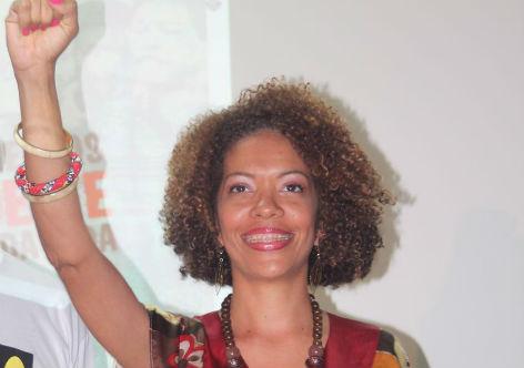 Ângela Guimarães é eleita nova presidenta da Unegro