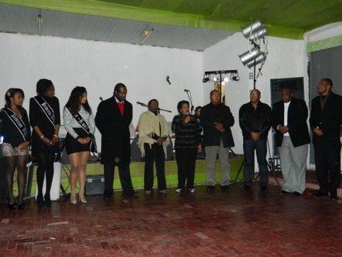 (fala da presidente do Floresta Montenegrina e do Coletivo de Clubes Sociais Negros do RS, Valderez Gon+ºalves) DSCN0286