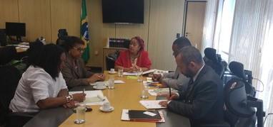 Independência de Barbados é tema de encontro entre Seppir e embaixada
