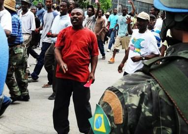 Apelo da Coordenação Haitiana pela retirada das tropas da ONU do Haiti 12 anos de ocupação, a Minustah tem que partir!