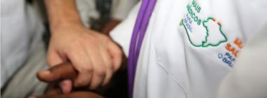 O Mais Médicos hoje beneficia 63 milhões de pessoas em 4.058 municípios de todo o país. (Karina Zambrana /ASCOM/MS)