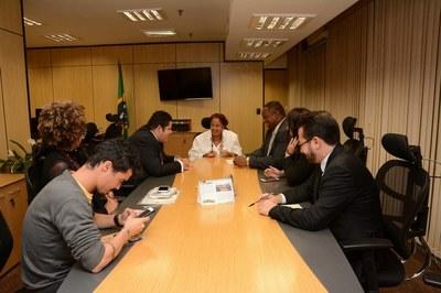 Seppir e SNJ trabalharão juntas no combate aos homicídios de jovens negros