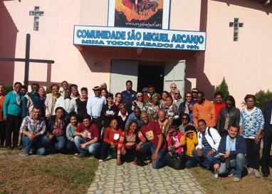 Encontro Estadual da Pastoral Afro reúne representantes de diversos estados e países em Gravataí
