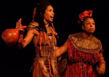 Workshop – Núcleo de Pesquisa em Teatro Negro