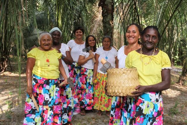 Quebradeiras de coco (1) - cred. Marcio Vasconcelos