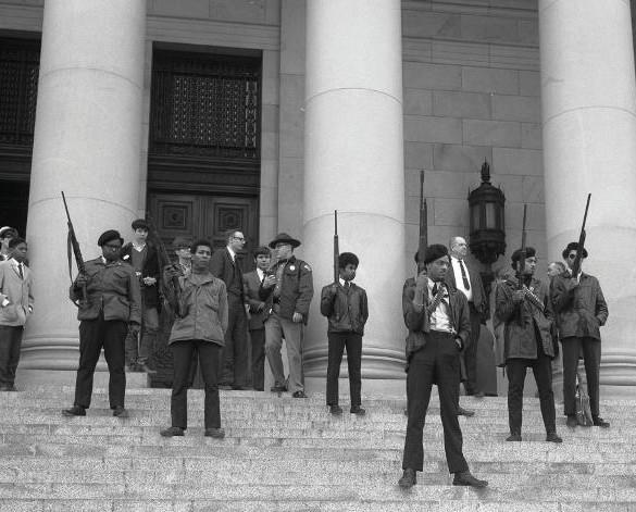 Panteras Negras foram vanguarda dos anos 60