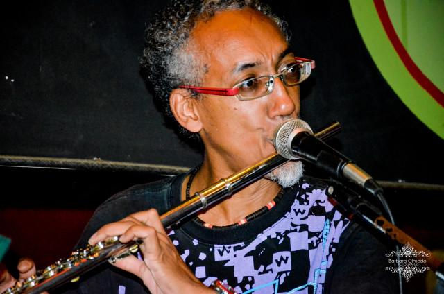 Música e poesia. Foto: Barbara Olmedo