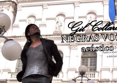 Gil Collares em Vozes Negras – Acústico
