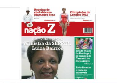 Revista Nação Z Edição Nº 1