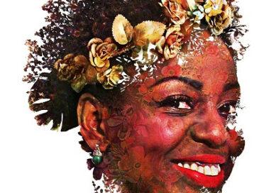 Glau Barros  em  Samba das Flores – O Universo Feminino do Samba