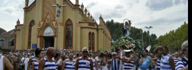 Celebração e festa de Nossa Senhora dos Navegantes