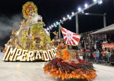 Imperadores do Samba é a campeã do Carnaval de Porto Alegre!