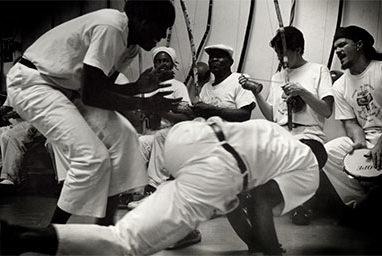 V Mostra Itinerante de Capoeira Angola em Porto Alegre