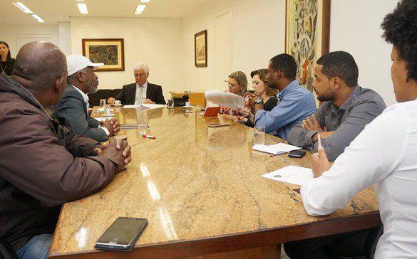 Movimento Negro se reúne com Secretário da Casa Civil em Santa Catarina