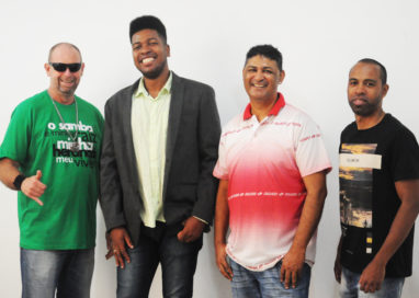 Grupo Puro Asthral lança CD Tributo ao Samba