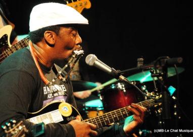 Terry Harmonica Bean faz show de blues no Santander Cultural