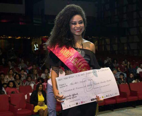 Tayane do Canto é eleita a Garota Black Beauty Radar de 2017