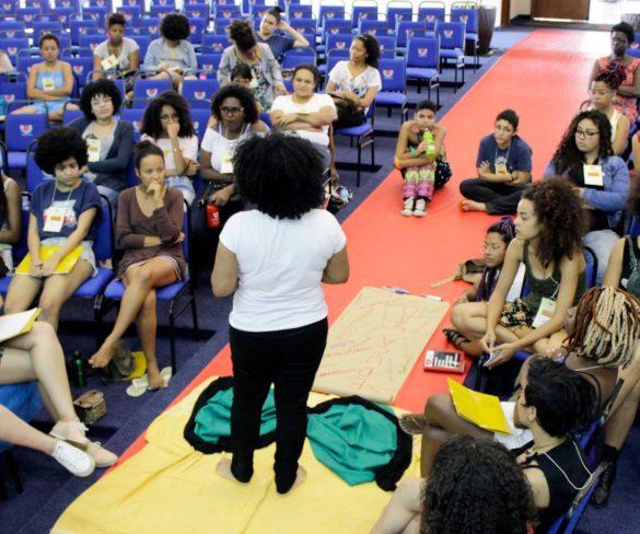 2º Pré Encontro de Negras Jovens Feministas PR
