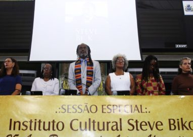 25 anos do Instituto Cultural Steve Biko é celebrado na CMS