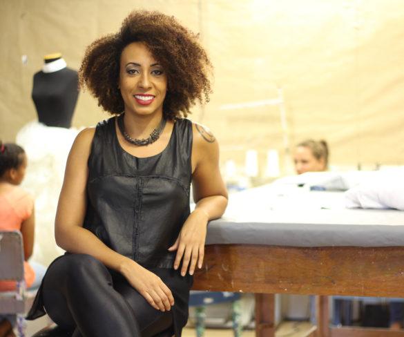 Coleção Asé criação de série documental de moda e ancestralidades