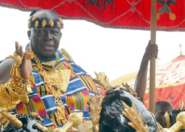 Olodum vai receber Otumfuo Nana Osei Tutu II, Rei dos Ashantis