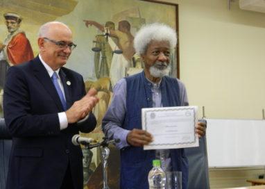 Wole Soyinka: Compromisso e Compaixão