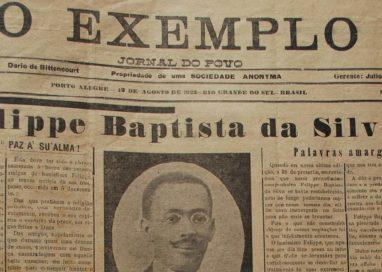O Exemplo: A voz negra do Rio Grande do Sul