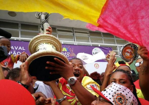 Copa Lord é a campeã do Carnaval de Florianópolis