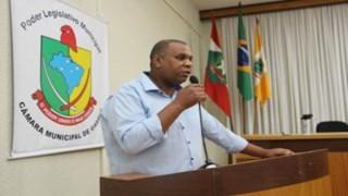 Vereador Ciço Amaro propõe a criação da Semana da Consciência Negra de Gaspar SC