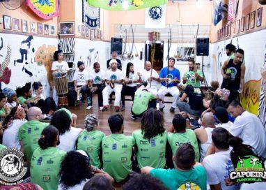 VI Mostra Itinerante de Capoeira Angola em Porto Alegre