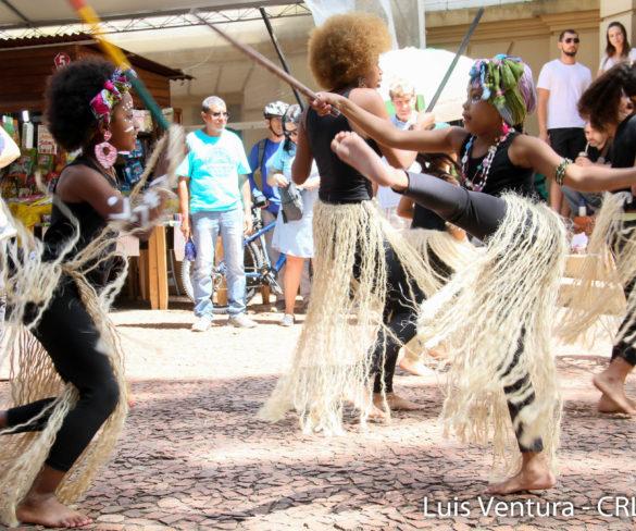 Atividades paralelas da Bienal homenageiam o dia Internacional da África
