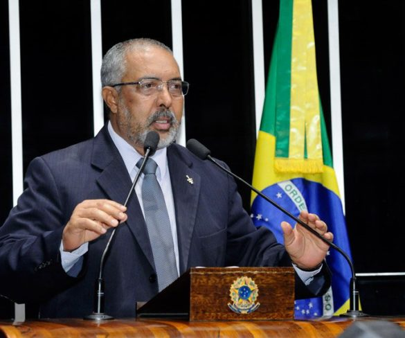 Paim destaca os 130 anos da Lei Áurea e aponta racismo estrutural no Brasil