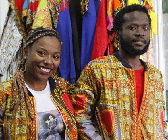 Loja de roupas típicas africanas abre em Porto Alegre