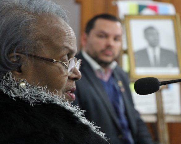 Carlos Santos: primeiro governador negro do estado dá nome ao Salão Nobre da Prefeitura do Rio Grande