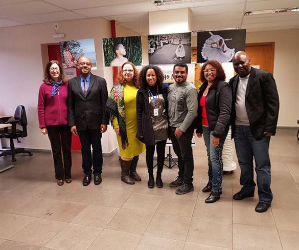 Foro Trabalhista de Sapiranga inaugura exposição fotográfica ''Orgulho Negro''