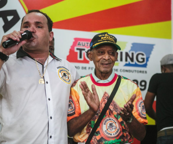 Em dois dias, Florianópolis perde Nelinho e Dascuia, figuras marcantes do Carnaval da Ilha