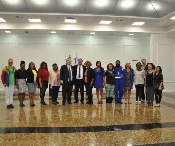 TRF2 institui comissão organizadora de evento que debaterá titulação de terras quilombolas