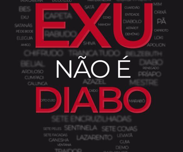 Exu mostrou sua força na maior Feira de Livros do Brasil