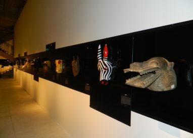 Exposição ETNOS mostra a beleza e a afinidade da linguagem não-verbal das máscaras