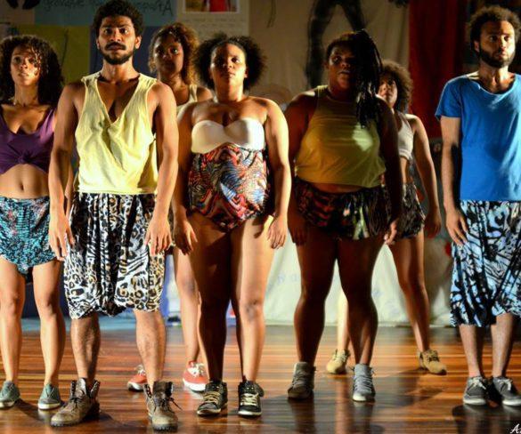"""Teatro musical – """"Qual a diferença entre o charme e o funk?"""" – 13º Prêmio Braskem em Cena"""