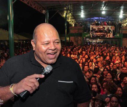 Mundo do samba perde o empreendedor Pedro Diogo presidente e fundador da Banda Saldanha