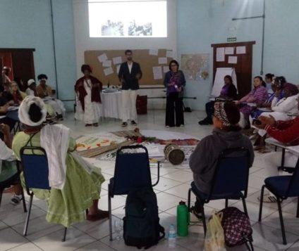 Roda de conversa debate povos tradicionais de matriz africana