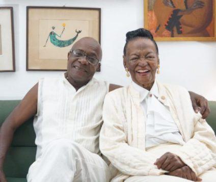 Ruth de Souza, Rubens Barbot e 200 artistas negros lançam vinheta 2019