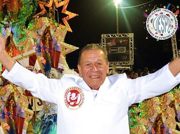 O Carnaval fica orfão de um de seus baluartes, morre Adolfo Giró
