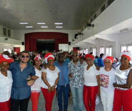 Ala Jorge Luiz, da Imperadores do Samba realiza feijoada de confraternização