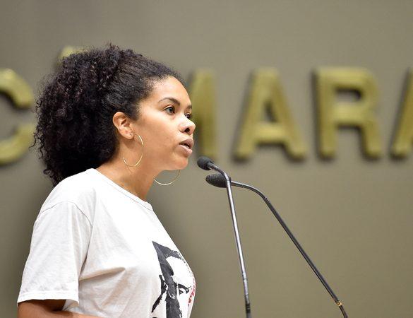 Karen Santos eleita para a Procuradoria Especial da Mulher